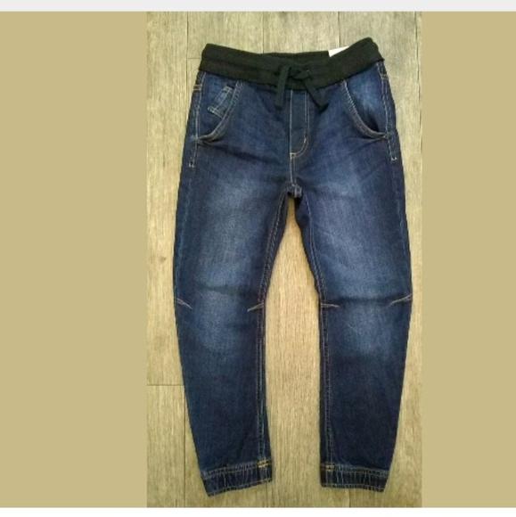 f180b150 Zara Bottoms | Boys Collection Denim Jogger Pants Size 8 | Poshmark